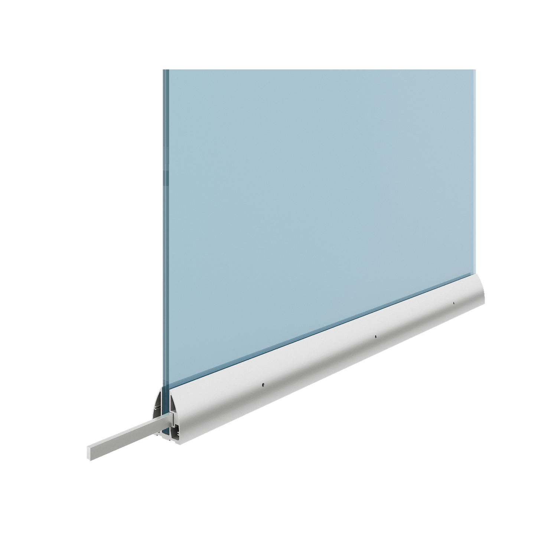 Balustrada sticla securizata Economic A100 - Fereastra de top - Total Prof Design